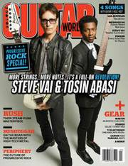 Guitar World - September, 2012
