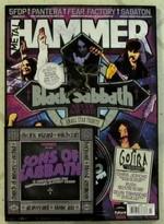 July, 2012 Metal Hammer