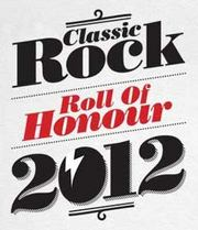 Classic Rock Roll of Honour 2012