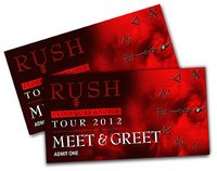 Rush meet & greet contest