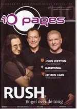 Rush IO Pages