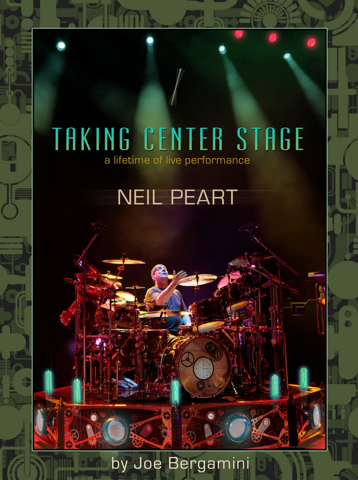 Rush is a Band Blog: Neil Peart\'s Taking Center Stage instructional ...