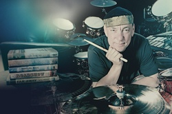 Neil Peart Obsessed with Sabian