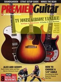 Premier Guitar November 2012