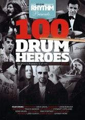 Rhythm - 100 Drum Heroes - August, 2012