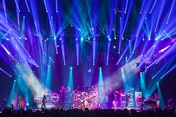 Robe Lighting on the Clockwork Angels tour