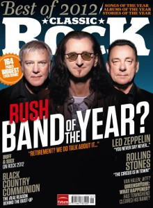 Rush Classic Rock cover