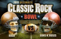 Ultimate Classic Rock Bowl