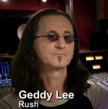 Geddy Lee on How I Met Your Mother