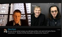 WSJ Spreecast chat