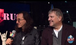 Geddy Lee and Alex Lifeson - On Tap