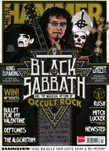 Metal Hammer March 2013