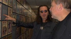 Alex and Geddy tour Rolling Stone headquarters