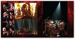 2013 Clockwork Angels tourbook