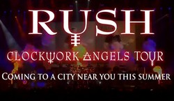 Rush promotional video
