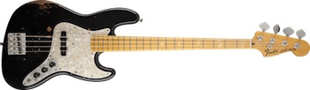 limited edition Geddy Lee 1972 Jazz Bass