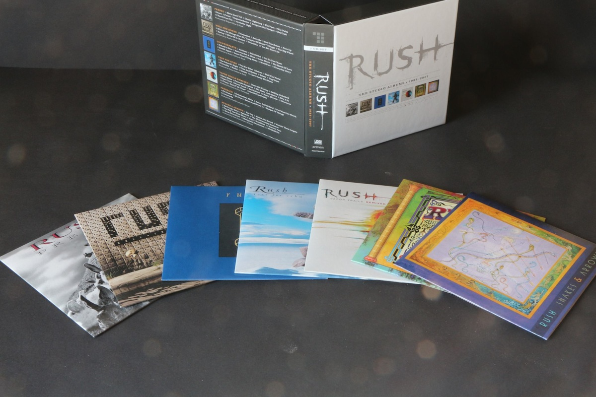 Rush Is A Band Blog Photos Of The Rush The Studio Albums