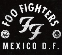 Foo Fighters in Mexico City