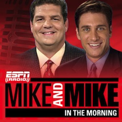 ESPN Radio Mike and Mike