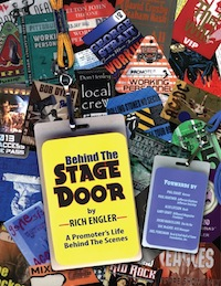 Rich Engler - Behind the Stage Door
