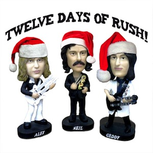 12 Days of Rush