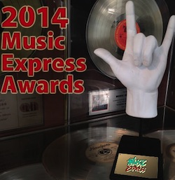2014 Music Express Awards
