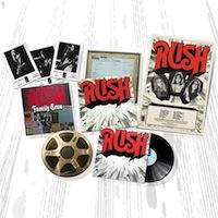 Rush ReDISCovered LP box set