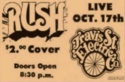 Rush 1974