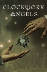Clockwork Angels graphic novel #3, standard cover