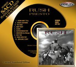Rush Presto SACD