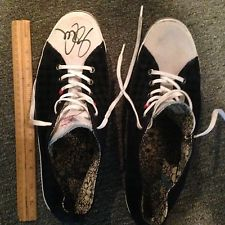 Geddy Lee's shoes