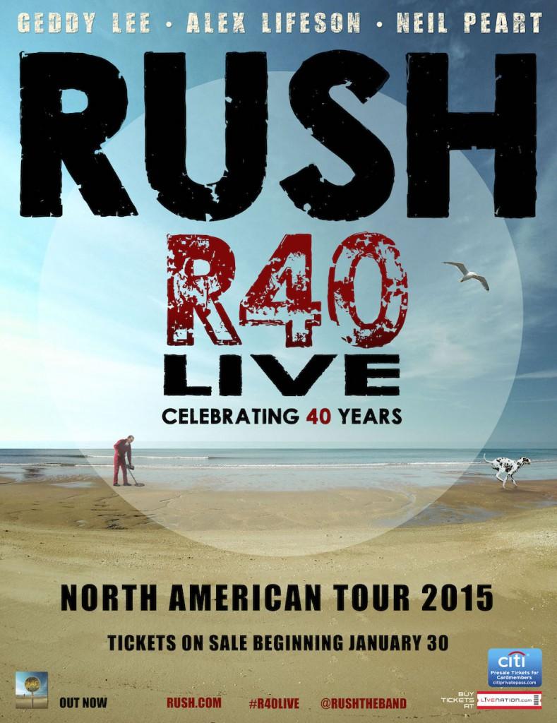 Rush R40 Live 2015 tour rumor updates, rehearsals underway in Los Angeles