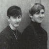 Geddy and Alex in junior high
