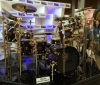 Neil Peart R40 kit at Gearfest 2016