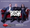 Rush to receive the 2017 Allan Slaight Humanitarian Spirit Award