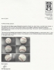 Signed Rush baseball letter of authenticity