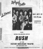 Rush and New York Dolls