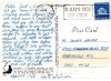 1975 Postcard to Donna Halper from Neil Peart