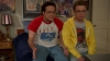 Johnny and Adam in The Goldbergs, Season 6, Episode 16 - There Can Be Only One Highlander Club