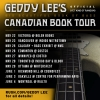 Geddy's Canadian book tour