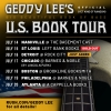 Geddy Lee's US book signing tour