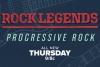 Rock Legends Progressive Rock