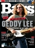 Geddy Lee - Bass Guitar magazine 175 cover