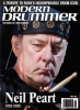 Neil Peart Modern Drummer May 2020