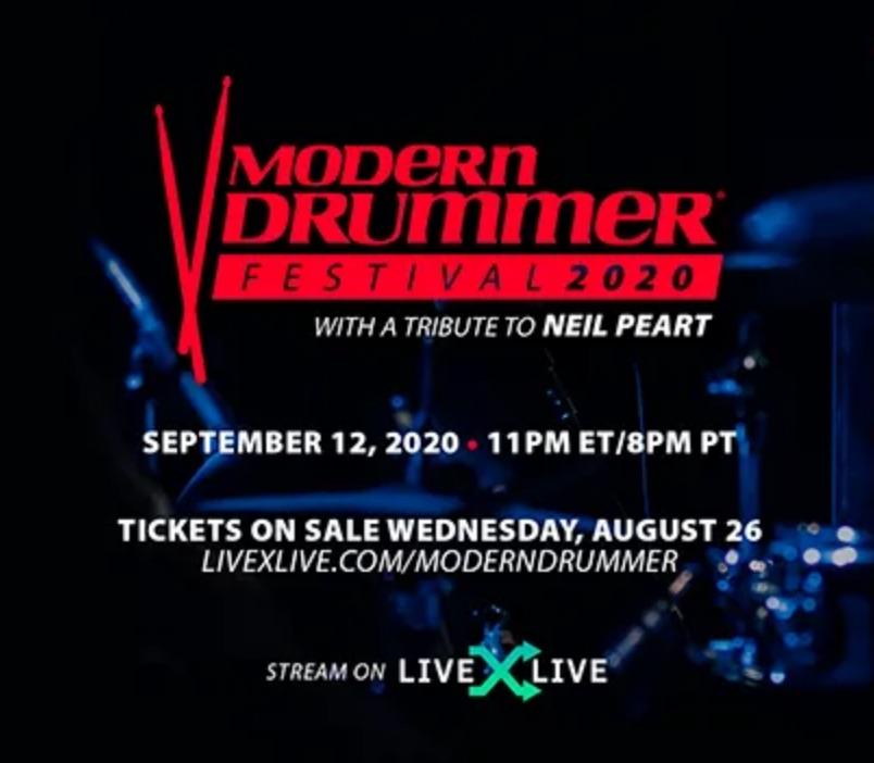 Modern Drummer Festival 2020