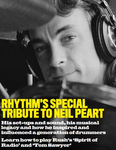 Rhythm Magazine NP tribute