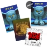 Rush: The Missing Tourbooks Collection via Rush Backstage Club
