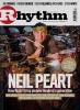 Rhythm Magazine 297 Neil Peart tribute issue - rhythmdrumnetwork.com